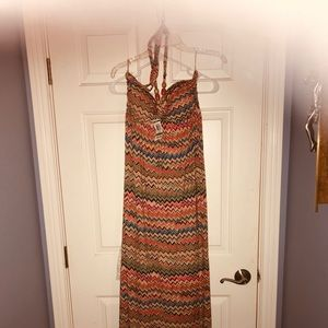 Beautiful long casual dress